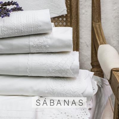 Sabanas sarah miller Decobook Textil