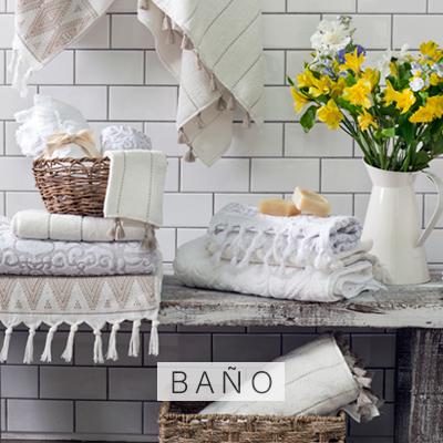 Baño umbrale Decobook Textil