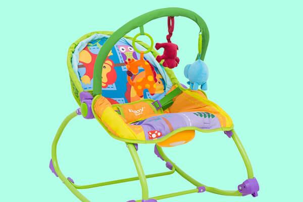 Sillas nido, vibradoras y relax para bebés hasta 18 kilos