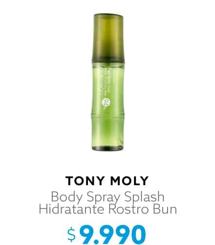 Body Spray Splash Hidratante Rostro Bun