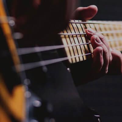 Guitarras, bajos, ukeleles y otros instrumentos de cuerdas