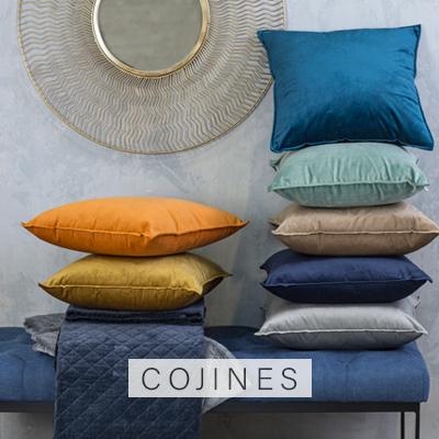 Cojines alaniz home Decobook Textil