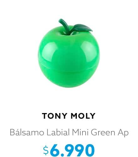 Bálsamo Labial Mini Green Ap