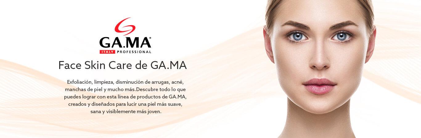 Productos Gama para el cuidado de la piel