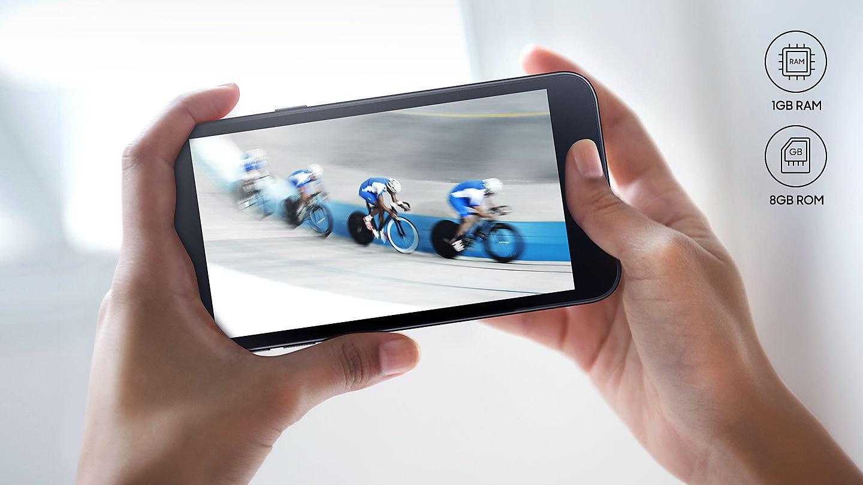 7a17887dc9b El Galaxy J2 Core está equipado con Android Oreo (edición Go) que ofrece  mayor espacio de almacenamiento y gracias a sus aplicaciones pre  instaladas, ...