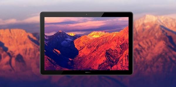 "Tablet Huawei MediaPad T5 16GB 10"" Negro - iPad y Tablet | Paris.cl"