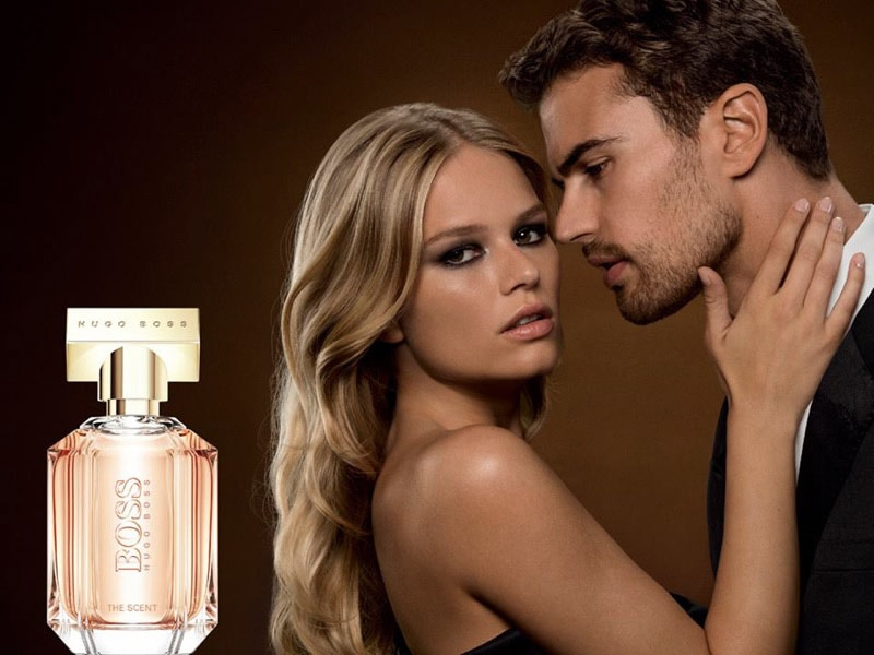 Perfume Hugo Boss The Scent Mujer EDP 50 ml - Perfumes Mujer | Paris.cl