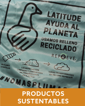 Productos Sustentables Latitude 2020