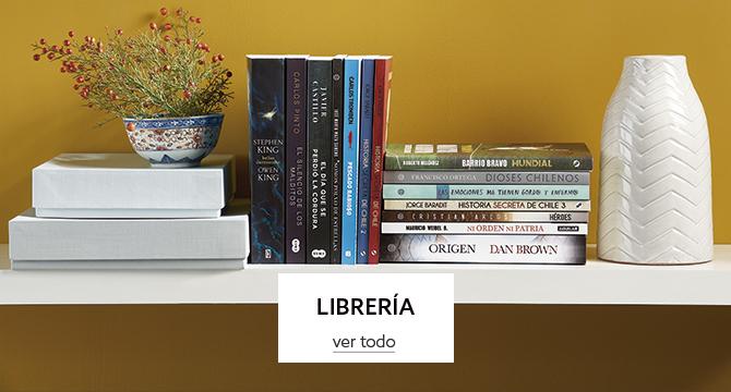 Ver Librería en Paris.cl