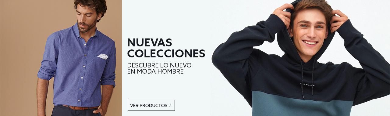 Ver todo nuevas colecciones moda hombre