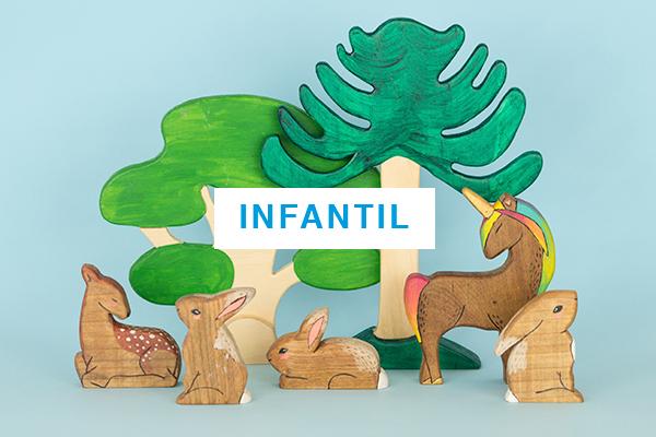 Productos Sostenibles en Infnatil