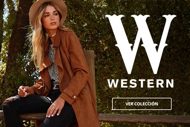 Ver todo Colección Western