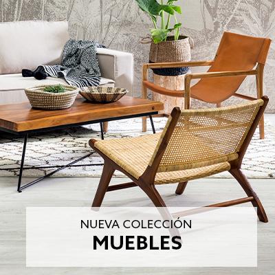 Nueva colección otoño invierno muebles y terrazas