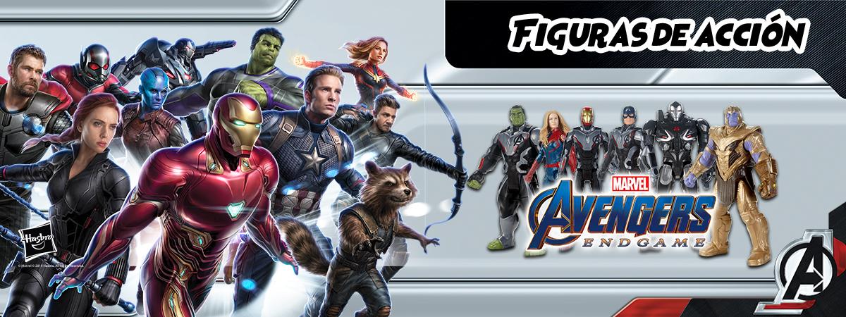 Avengers Figuras de Accion en Paris.cl