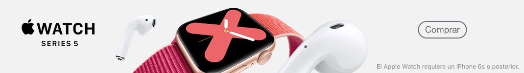 Lanzamiento Apple Watch serie 5
