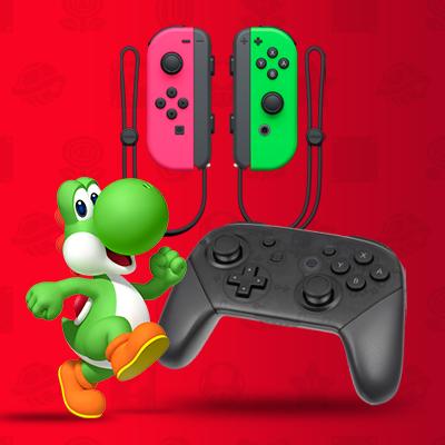 Todo accesorios Nintendo