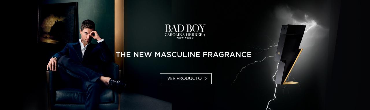 Lanzamiento perfume Bad boy