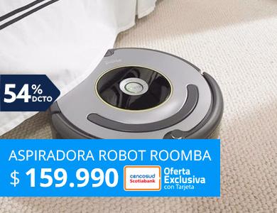 Aspiradora Robot ROOMBA 622