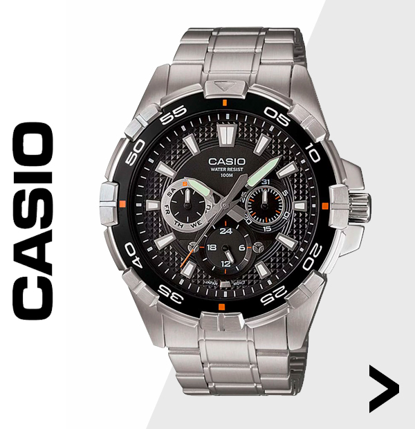 Ver todo relojes mujer Casio