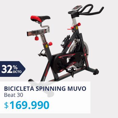 Bicicleta Muvo Spinning Beat 30