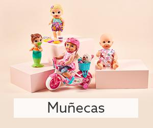 Juguetes Muñecas