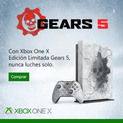 Edición Limitada Gears 5