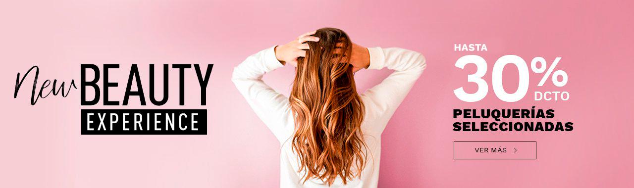 Hasta 30 porciento de descuento en peluquerias con Be Pretty