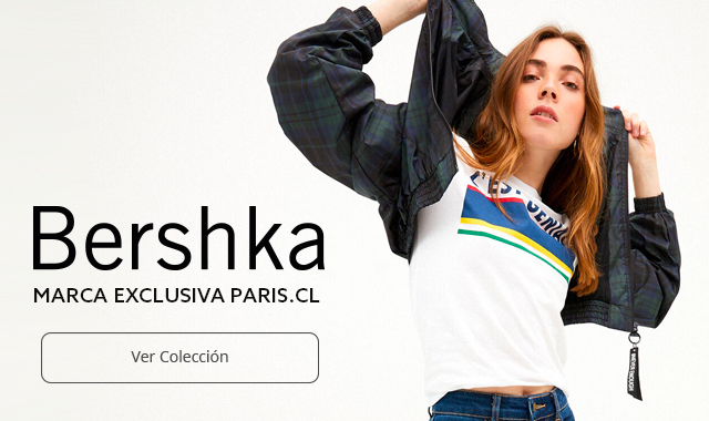 Ver todo Bershka marca exclusiva paris.cl