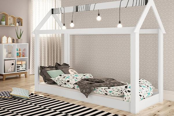 Camas, cunas, camarotes y más muebles de dormitorio infantil