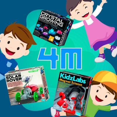 4M desarrolla tu imaginación | Paris.cl