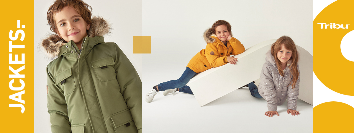 3d84c1fed ... Lanzamiento Colección de Jacket Infantil Tribu en Paris.cl ...