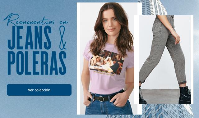 Ver especial Retro Jeans & Poleras