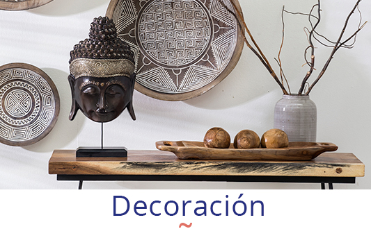 Decora tu hogar con el especial india indonesia decoracion