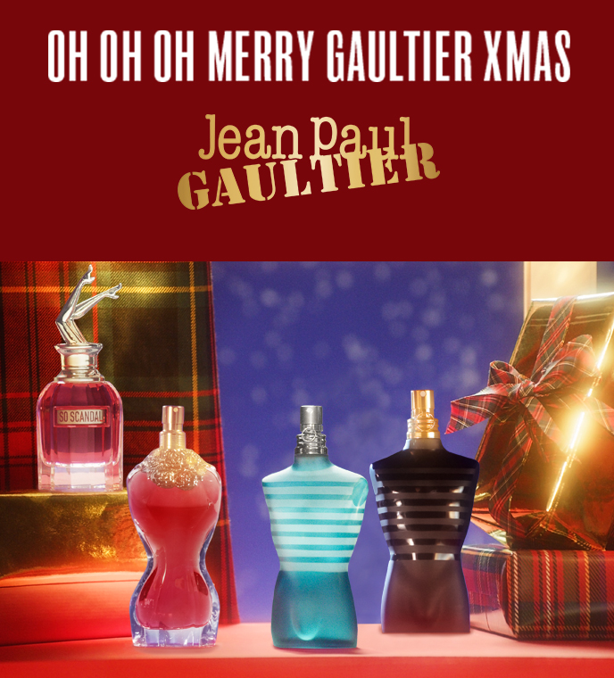 Jean Paul Gaultier Navidad