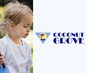 Baby concept marca coconut grove