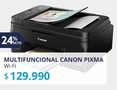 Multifuncional Canon Pixma G4100 Wi-Fi