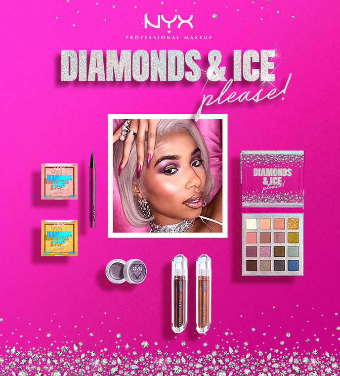 Nyx diamonds and ice