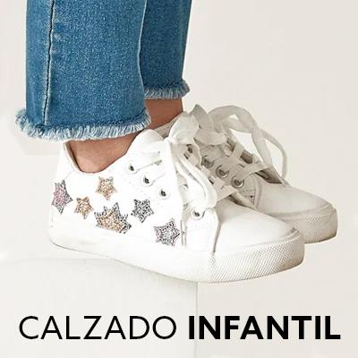 Zapatillas infantil
