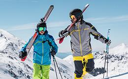 Ski y Snowboard Spyder en Paris.cl
