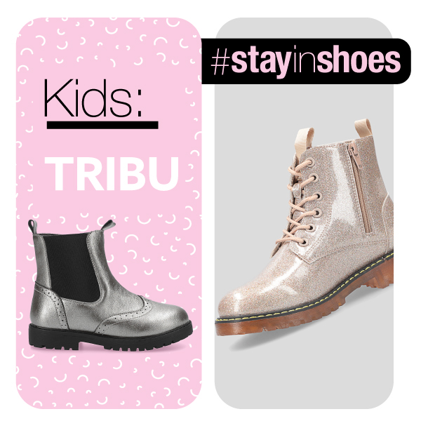 Tribu Botines kids