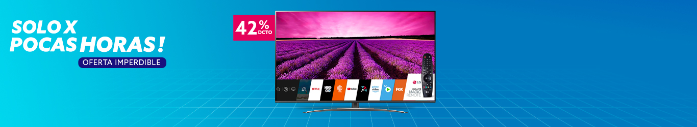 NanoCell Smart TV 55'' Ultra HD 4K 55SM8100