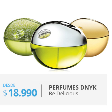 Perfumes Be Delicious desde 18.990