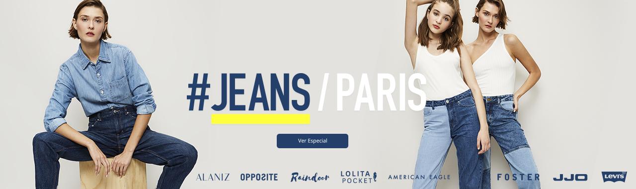 Ver todo Jeans Paris