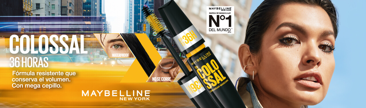 Colossal Maybelline