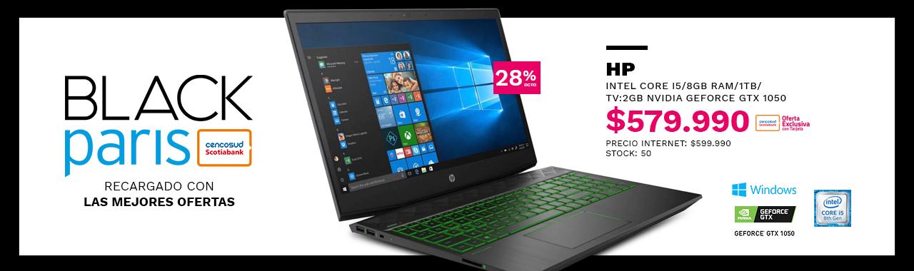 Notebook HP Intel Core