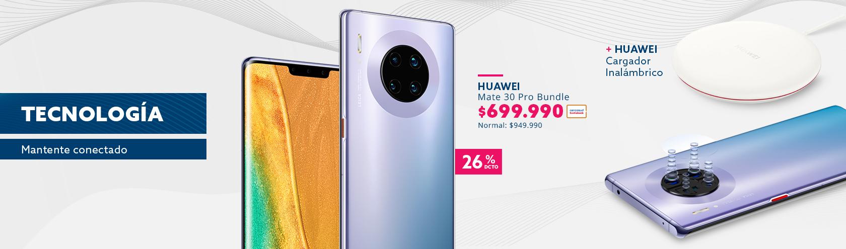 Huawei Mate 30 Pro Bundle
