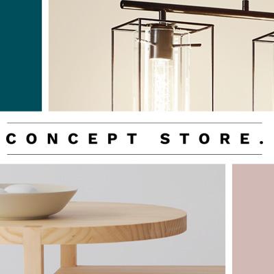 Bienvenido a Concept Store - Muebles, decoración y diseno