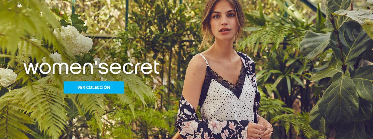Women Secret, ver colección.