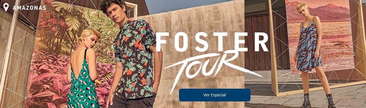 Ver todo Colección Foster Tour