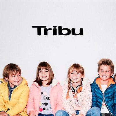 Poleras, vestidos, pantalones y más ropa infantil marca Tribu